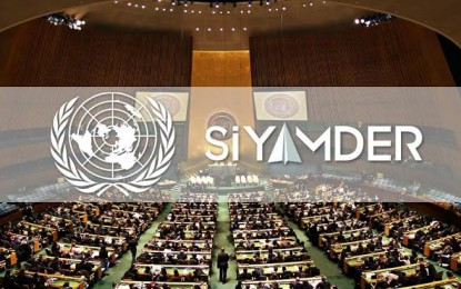 BM ECOSOC Danışmanlık Statüsü Kazanan İlk Gençlik Derneği SİYAMDER oldu!