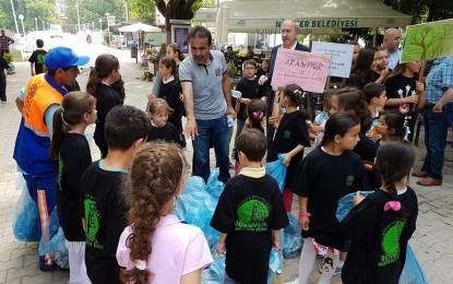 Nilüfer Belediyesi Dünya Çevre Gününde Türkiye'ye Örnek Oldu