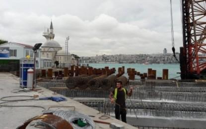 Başkan Topbaş, Üsküdar Şemsi Paşa Camii hakkında konuştu