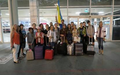 Ukraynalı şehit ve gazi çocukları  Türk kültürüyle tanışacak
