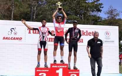 Türkiye Dağ Bisikleti Şampiyonası'nda Şampiyon Sakarya