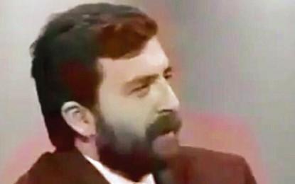 Ahmet Hakan Besim Tibuk'a o soruyu yıllar önce sordu!