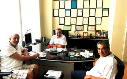 Mustafa ve Yusuf Cırık kardeşler, 'Eğitim gelişmezse Türk dişçiliği duraklamaya girer' dediler