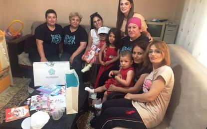 Evde Bakım Hizmetinde artık çocuklar da Süleymanpaşa Belediyesi güvencesinde