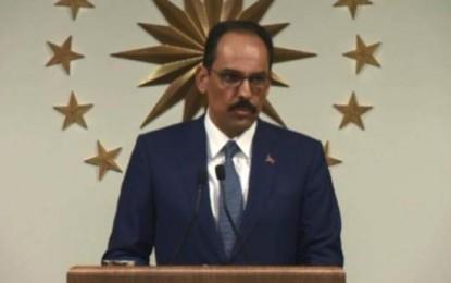 Cumhurbaşkanlığı'ndan Körfez krizi açıklaması
