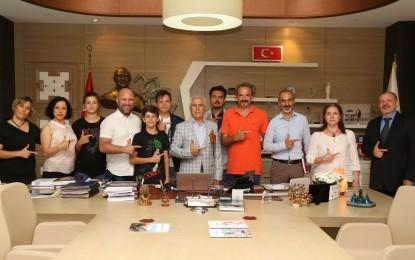 Türk Okçuluğu'na Nilüfer'den Destek