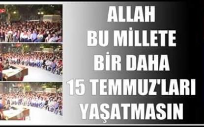 DSP'nin Çiçeği Burnunda Genel Başkan Adayı Alpay: Allah Bu Millete Bir Daha 15 Temmuz'ları Yaşatmasın