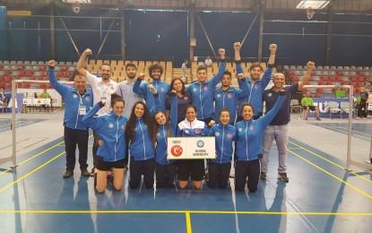 Uludağ Üniversitesi (UÜ) Badminton Takımı, üst üste üç yıl Avrupa Şampiyonluğu'na uzanarak, kırılması çok zor bir rekora imza attı