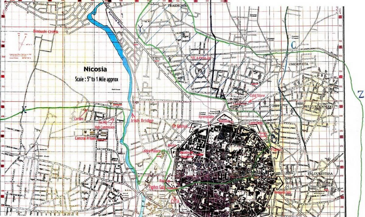 yeşil harita ata ataun