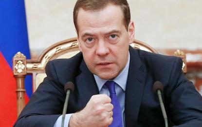Medvedev: ABD Ticaret Savaşı İlan Etti