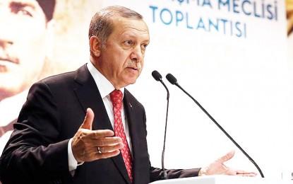 Erdoğan: Artık Eski Türkiye Yok, Bu Türkiye Yeni Türkiye