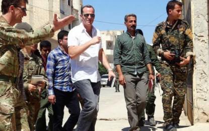 ABD, Terör Örgütü YPG'ye Askeri Desteği Artırma Sözü Verdi