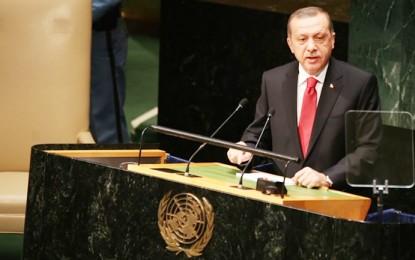 Cumhurbaşkanı Erdoğan New York'ta BM Genel Kurulu'na Hitap Edecek