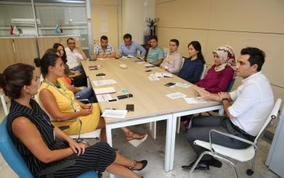 Çalışmaları Ülkeye Örnek Olan Nilüfer Belediyesi'ne Kocaeli'den ziyaret