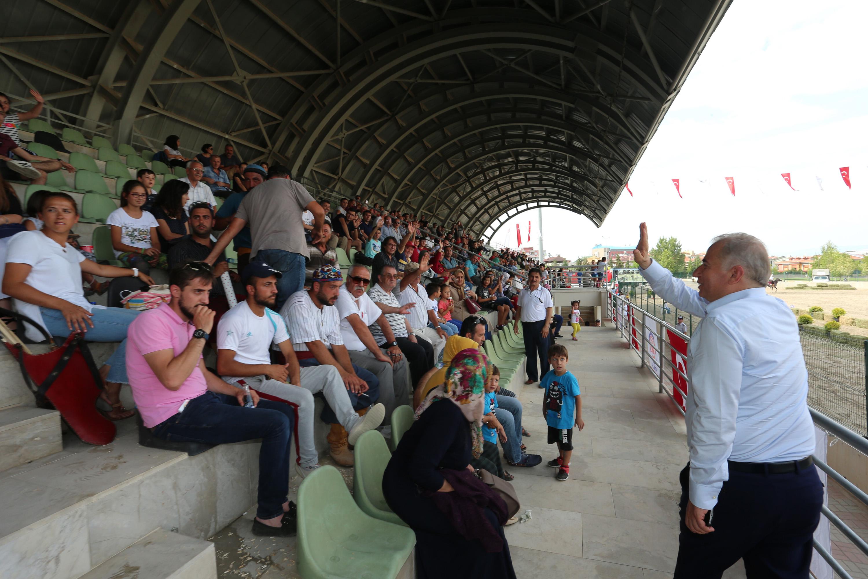 Denizli'de Atlı Okçuluk Türkiye Şampiyonası heyecanı (2)