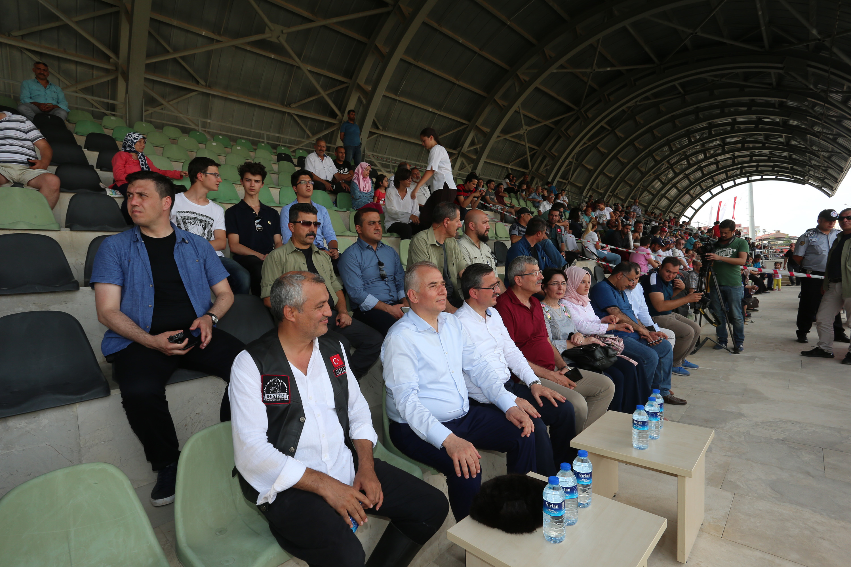 Denizli'de Atlı Okçuluk Türkiye Şampiyonası heyecanı (3)