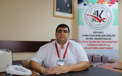 İngiltere Endoskopi Derneği, Türk Prof. Dr. Ahmet Kale'yi Nöropelviolog Kabul etti