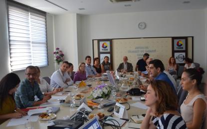"""ATAV ile Karacadağ Kalkınma Ajansı """"Şanlıurfa'da Tarih Yeniden Canlanıyor"""" Projesinde Buluştu"""