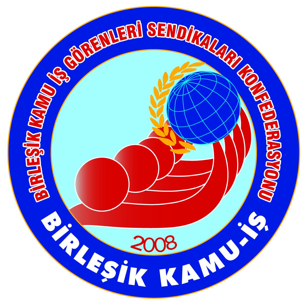 birleşik kamu iş logo