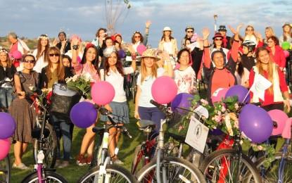 2.Tekirdağ Süslü Kadınlar Bisiklet Turu başlıyor