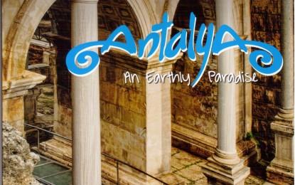 """Bir Yeryüzü Cenneti Antalya"""" İngilizce baskısıyla raflarda"""