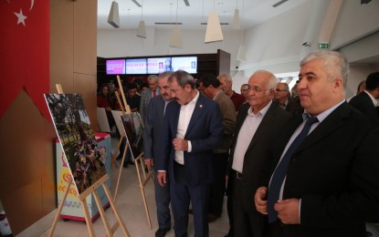 869 yıl önce gerçekleşen ve Türklerin Anadolu'yu  yurt edinmesinde büyük önemi olan Kazıkbeli Zaferi anısına anma etkinlikleri düzenliyor