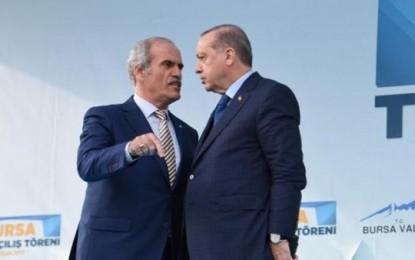 Bursa Büyükşehir Belediye Başkanı Altepe'den istifa açıklaması