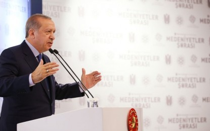 Erdoğan: İstanbul'a ihanet ettik, hala da ediyoruz, ben de bundan sorumluyum