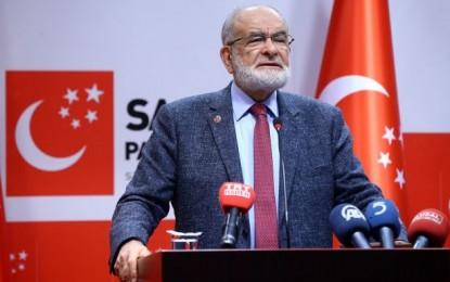 Saadet Partisi Genel Başkanı: AK Parti'nin yüzde 60'ı hapse girer