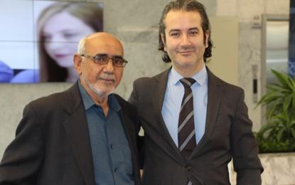 Doç. Dr. Burçak Gümüş; Türkiye'ye Bacağının Kesilmesi İçin Geldi Yürüyerek Çıktı!