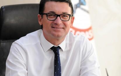 Antalya Eczacı Odası Yönetim Kurulu Başkanı Ecz. Tolgar AKKUŞ'tan Yeni Yıl Mesajı