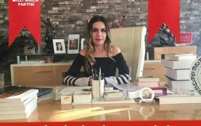 Milli Birlik Partisi Genel Başkanı Av. Aslıhan Ergün Ercan; Gün Birlik Günüdür!
