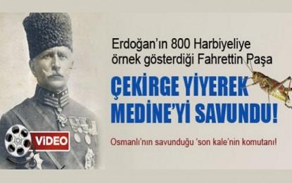 İKTAV Belgesel Yayıncılık'tan Medine Müdafii Fahrettin Paşa Belgeseli
