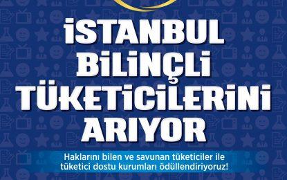 """İstanbul """"Bilinçli Tüketicilerini"""" Arıyor"""