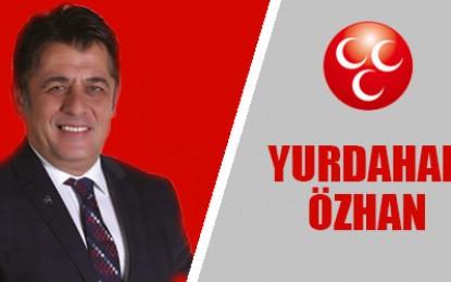 Yurdahan Özhan,' Ordumuz Muzaffer Olacaktır'