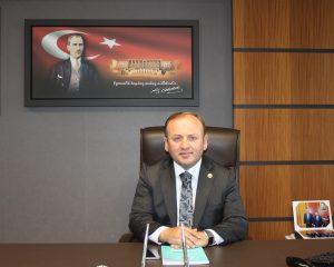 Giresun Milletvekili Öztürk: Afrin'in Türkiye'nin Güvenliğinin Başlangıcı
