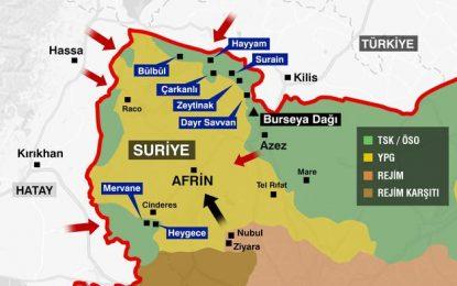Esad yanlısı milisler geri çekildi