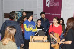 Haydi gençler Erasmus ile gidiyoruz!