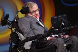 İnsanlık Stephen Hawking'i Kaybetti