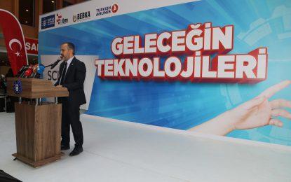 'Science Expo' heyecanı Bursa'da başladı