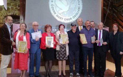 Türkiye'nin Nobel'i Uluslararası Özkan Mert Onur Ödülleri Törenle Sahiplerini Buldu!