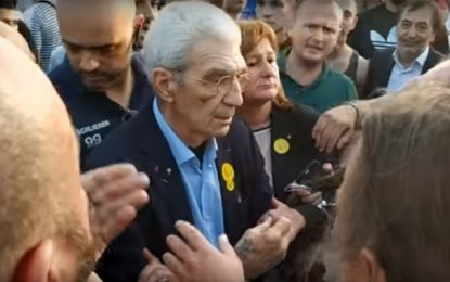 Selanik Belediye Başkanı Boutaris'e darba 4 gözaltı