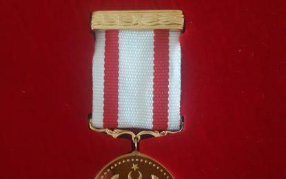 KKTC Milli Mücadele Madalyası ve Beratını almak