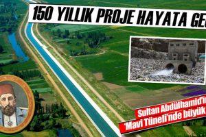 DSİ Genel Müdürü Murat Acu: Sultan Abdülhamit'in Hayalini Gerçeğe Dönüştürdük