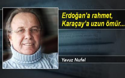 'Dünyamızdan Ahiret'e göç eden ünlü dostlardan anılar' başlıklı seriye Erdoğan Demirören de eklendi