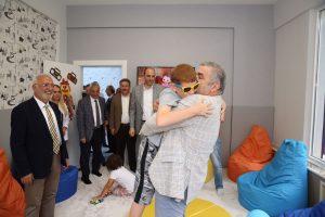 Türkiye'de ilk ve tek olan bir projeyi daha Kayseri'ye kazandırdı
