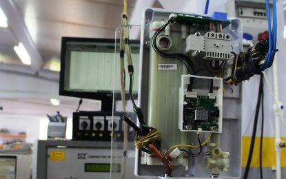380 volt ile çalışan trifaze ani su ısıtıcı 61 ülkeye ihraç ediliyor
