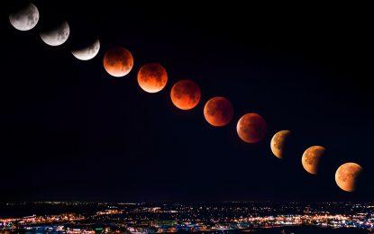 Ay Tutulması Türkiye'de saat kaçta görülecek?