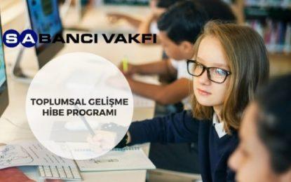 Sabancı Vakfı, Eğitim Alanındaki 5 Projeye 900 Bin TL Hibe Verecek