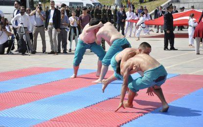Karabük'te 30 Ağustos Zafer Bayramı'nın 96. Yıl Dönümü Kutlandı